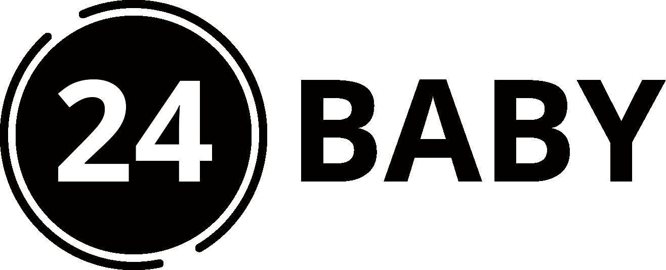 logo-24baby-zwart